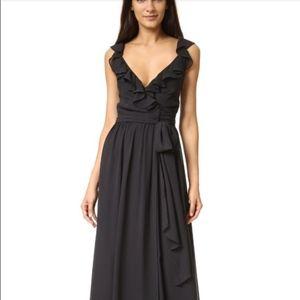 BHLDN Joanna August  Lacey wrap dress